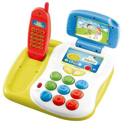 Telefone-Gravador---Estrela