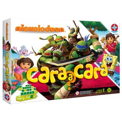 Jogo-Cara-a-Cara-Nickelodeon---Estrela