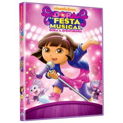 DVD---Dora-A-Aventureira---Dora-e-a-Festa-Musical