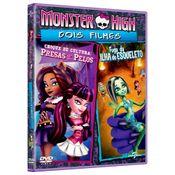 DVD-Monster-High-Dois-Filmes---Choque-de-Cultura-Presas-X-Pelos-e-Fuga-da-Ilha-do-Esqueleto
