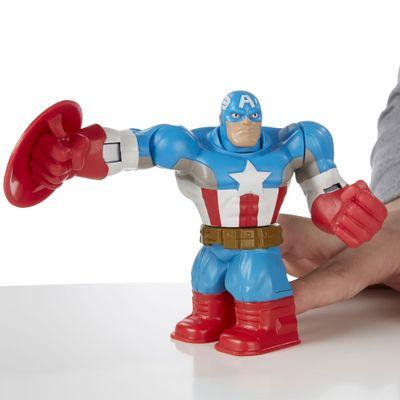 A9095-Marvel-Battle-Masters-Heros-Capitao-America-Hasbro