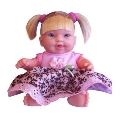 Boneca-Dolls-Collection-Poas---Rosa-e-Flores---Cotiplas