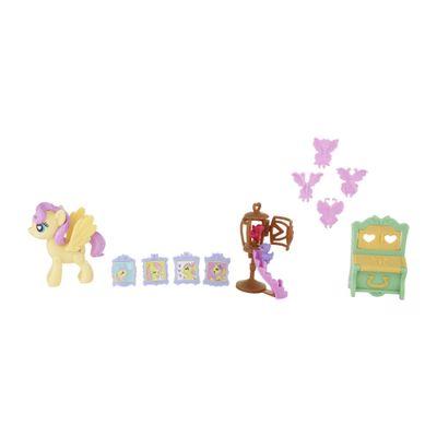 Figura-My-Little-Pony-Pop---Fluttershy---Hasbro