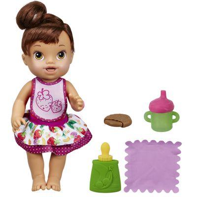 Boneca-Baby-Alive---Meu-Lanchinho-Morena---Hasbro
