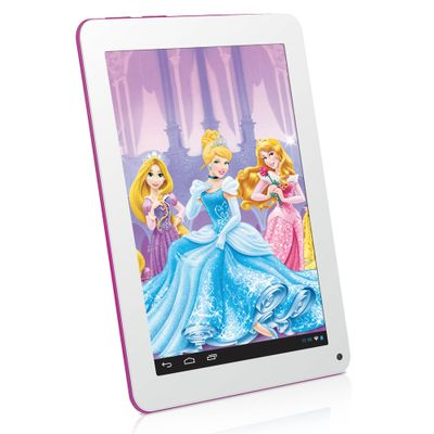 Tablet-Princesas-Disney-Android-4.2-Wi-Fi-Tela-7-Touchscreen-e-Memoria-Interna-8GB---Tectoy