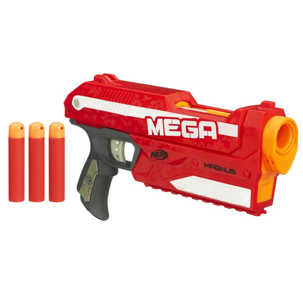 28460b259e1f1 Lançador Nerf N-Strike Elite - Mega Magnus -.