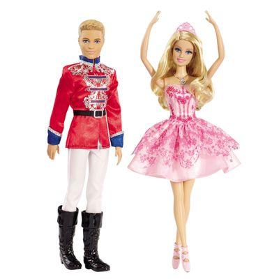 Bonecas-Barbie---Casal-Quebra-Nozes---Mattel