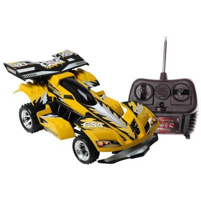 Carro-de-Controle-Remoto---Speedster---Amarelo---Candide