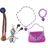Kit Disney Frozen - Box de Acessórios Anna - Candide