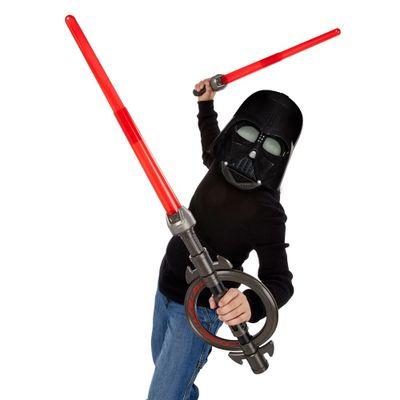 Máscara Eletrônica Darth Vader + Sabre de Luz Star Wars - 3 em 1 - Inquisitor - Hasbro