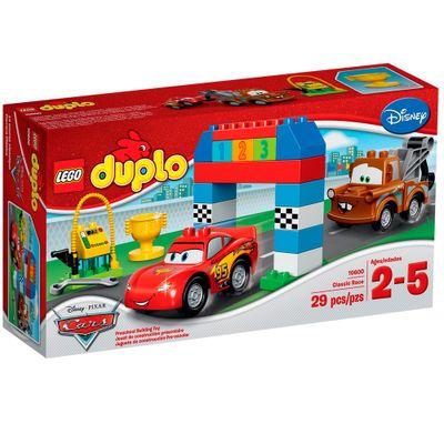 10600 - LEGO DUPLO  - Disney Pixar Cars - Corrida Clássica