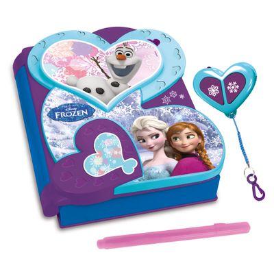 Diário Eletrônico - Disney Frozen - Estrela