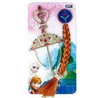 Kit de Acessórios - Disney Fozen - Anna - Zippy Toys