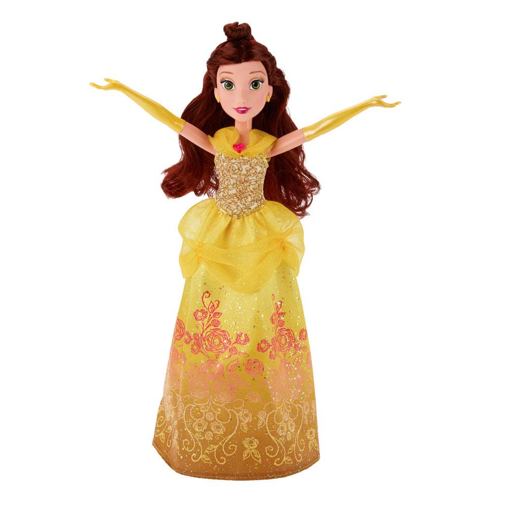 f7cb83666 Boneca Clássica - Princesas Disney - Bela... (rihappy-100119177)