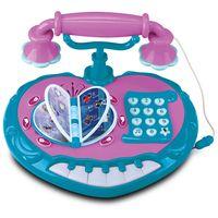 Telefone Educativo - Disney Frozen - New Toys