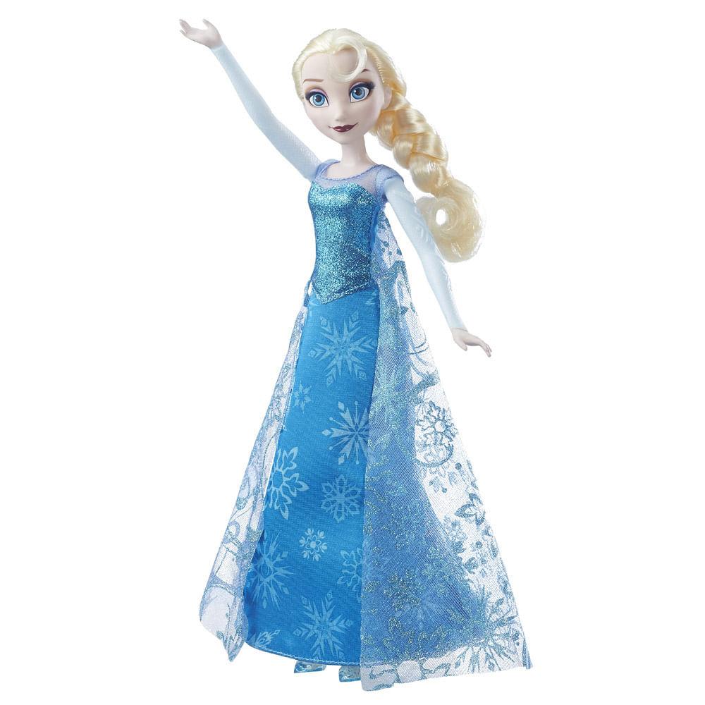 26de1e06eb Boneca Cantora - Disney Frozen - Elsa -... (rihappy-100126181)