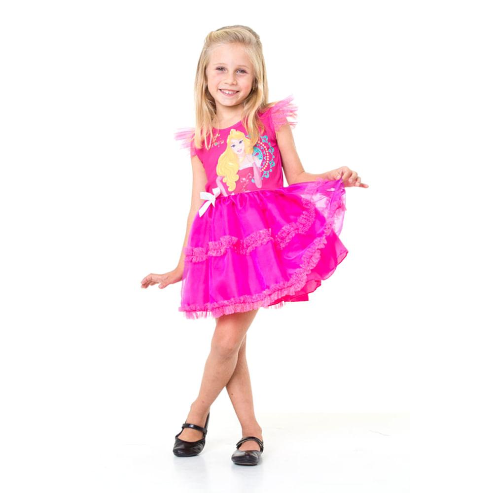 e0368d8ad Fantasia Infantil - Princesas Disney - Bela.