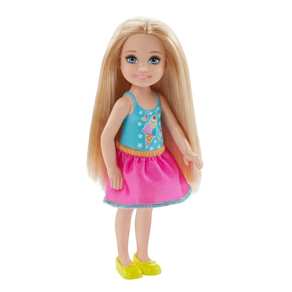 73405b9473 Mini Boneca - Família da Barbie - Chelsea... (rihappy-100135617)