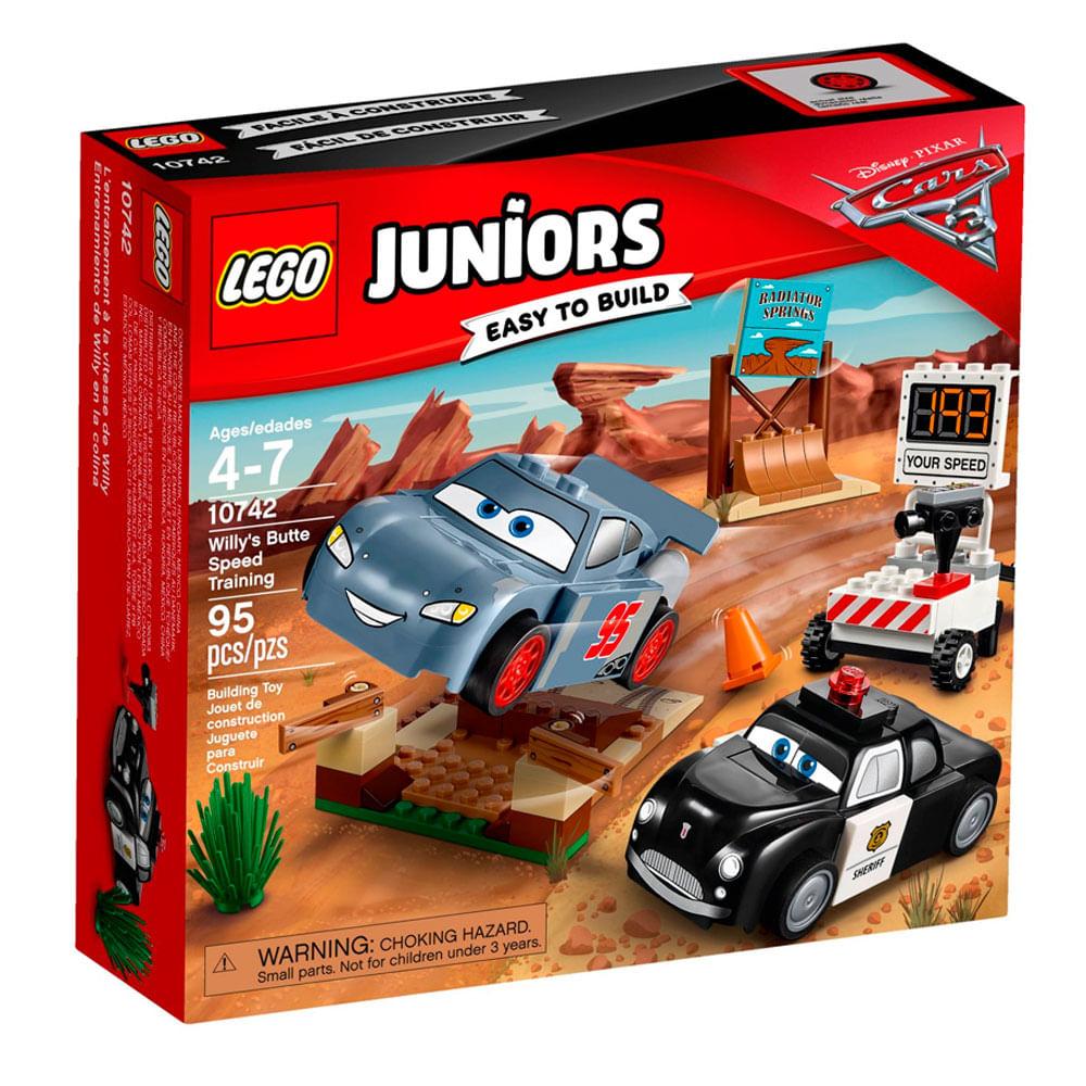 LEGO Juniors - Disney - Pixar - Carros 3 -. ab7a79b756f1b