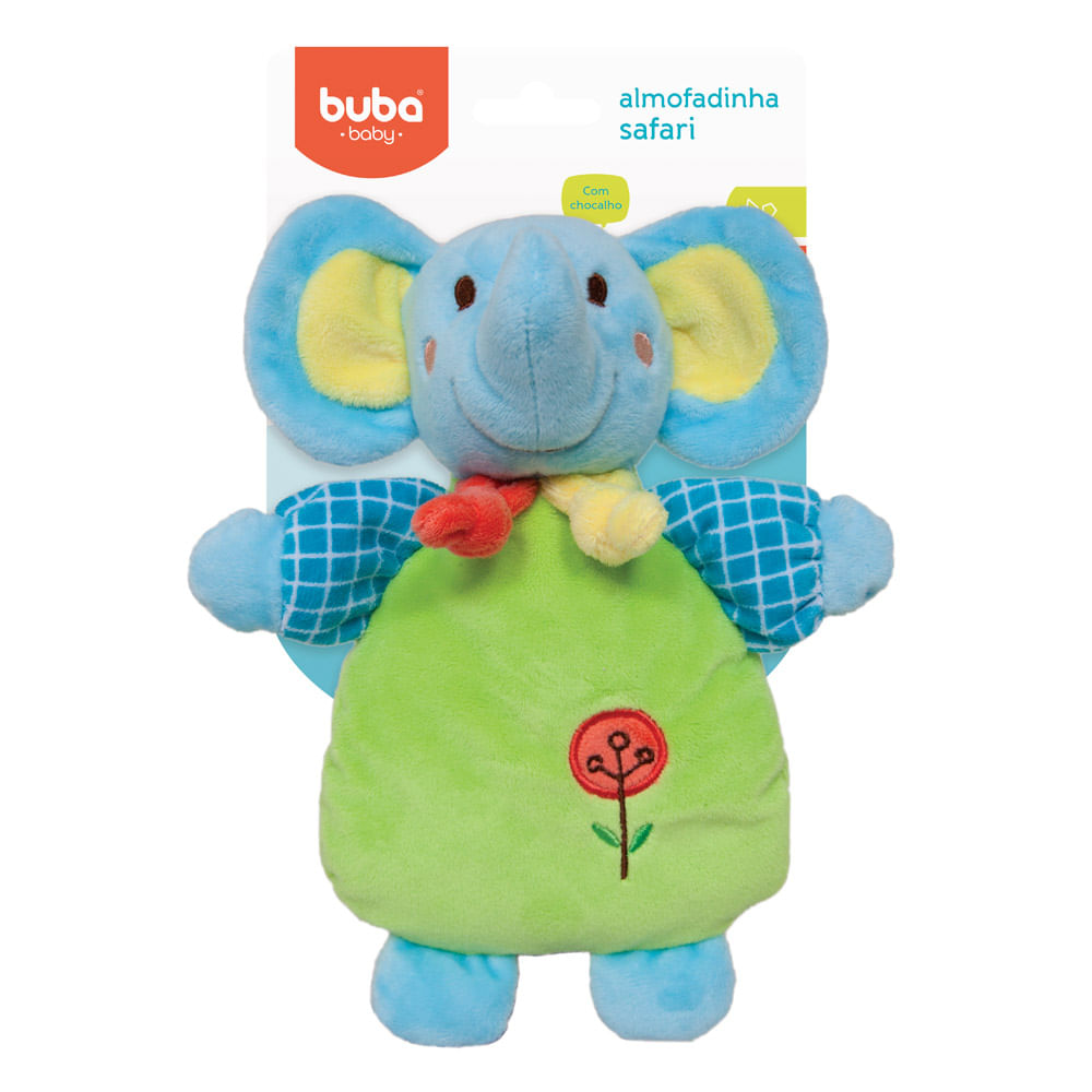 f3d343760 Amofadinha Safari - Elefante - Buba. (rihappy-100143041)