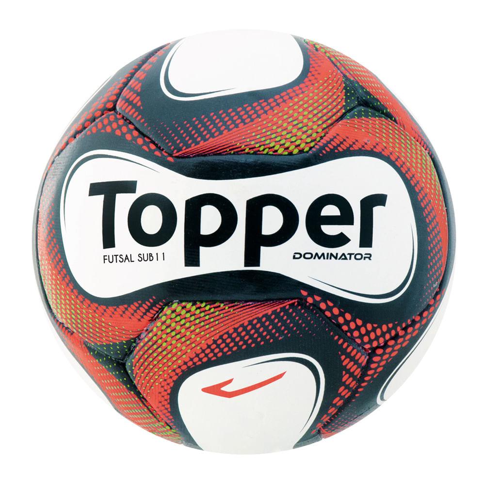 b2819d493df5b Bola de Futsal - SB 11 - Preto e Branco -.