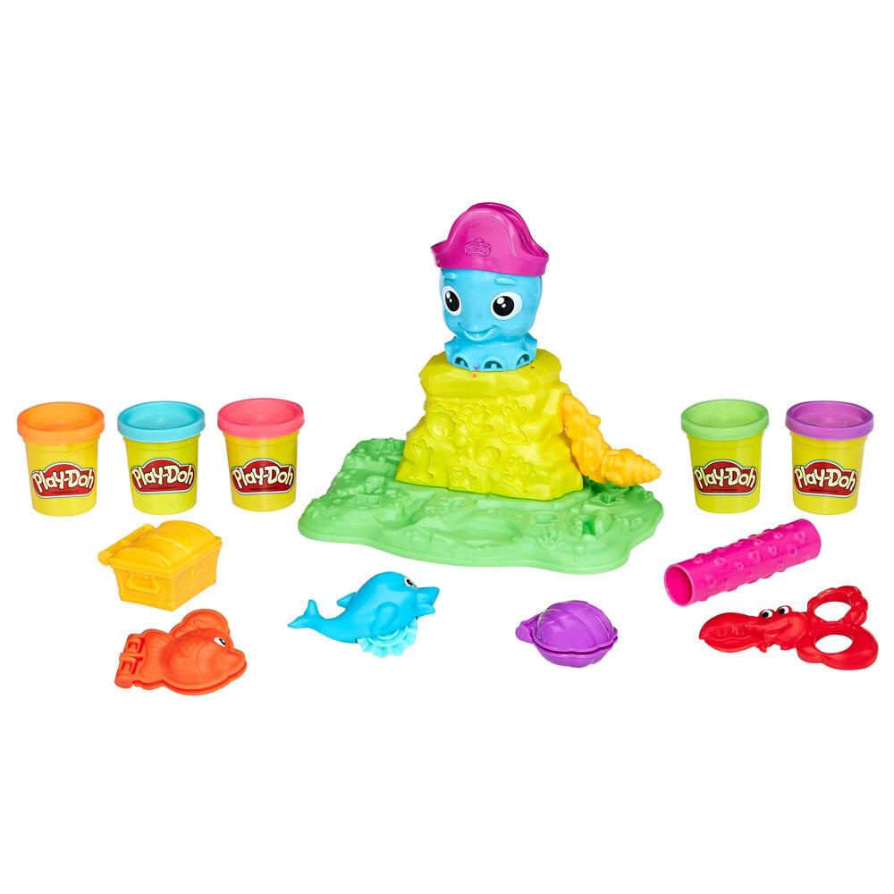 2a4a27a6b9 Conjunto Play-Doh - Polvo Divertido - Hasbro
