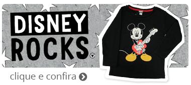 Coleção Disney Rocks