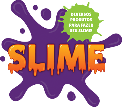 Slime é na Ri Happy